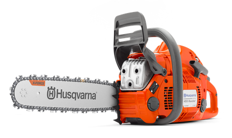 Бензопилы HUSQVARNA 455e Rancher AT II